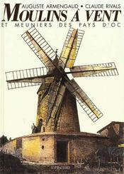 Moulins A Vent Meuniers - Intérieur - Format classique