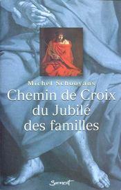 Chemin de croix du jubile des familles - Intérieur - Format classique