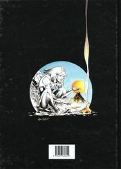 Rahan ; intégrale t.21 - 4ème de couverture - Format classique