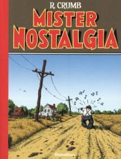 Mister Nostalgia - Couverture - Format classique