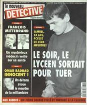 Nouveau Detective (Le) N°679 du 21/09/1995 - Couverture - Format classique