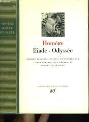 Iliade, Odyssee - Couverture - Format classique