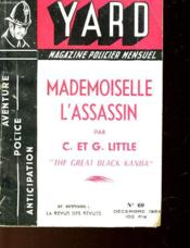 Le Yard - Mademoiselle L'Assassin - N°69 - Couverture - Format classique