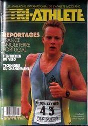 Triathlete N°11 du 01/07/1986 - Couverture - Format classique