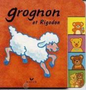 Grognon et rigodon - Couverture - Format classique