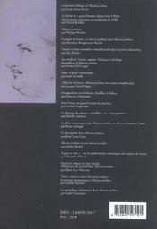 Illusions Perdues. Colloque De La Sorbonne - 4ème de couverture - Format classique
