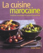 Cuisine Marocaine (La) - Intérieur - Format classique