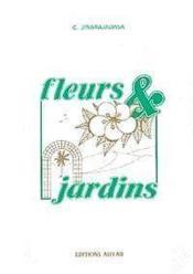Fleurs & Jardins - Couverture - Format classique