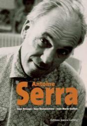 Antoine Serra - Couverture - Format classique