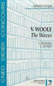 Virginia Woolf-The Waves - Couverture - Format classique