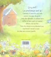 Un Jardin Plein De Surprises - 4ème de couverture - Format classique