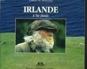 Irlande, Ile Fatale - Couverture - Format classique