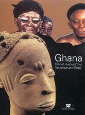 Ghana Hier Et Aujourd'Hui - Intérieur - Format classique