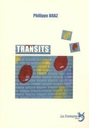 Transits - Couverture - Format classique