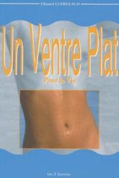Un ventre plat pour la vie (édition 2001) - Couverture - Format classique