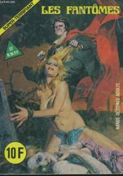 Super-Terrifiant N°26. Les Fantomes. - Couverture - Format classique