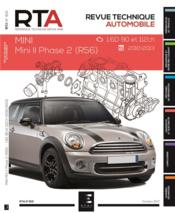 Vente  REVUE TECHNIQUE AUTOMOBILE N.819 ; mini II phase2 (R56) ; 1.6D 90 et 112ch ; (2010-2013)  - Etai - Collectif