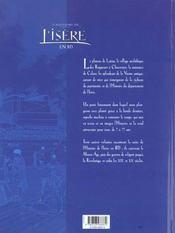 L'histoire de l'Isère en BD t.1 ; de la préhistoire à l'an mille - 4ème de couverture - Format classique