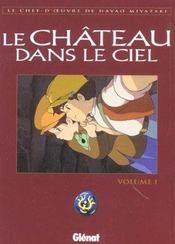 Le chateau dans le ciel - tome 01 - Intérieur - Format classique