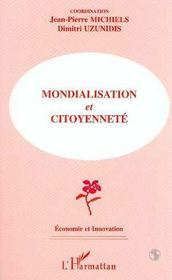 Mondialisation et citoyenneté - Intérieur - Format classique