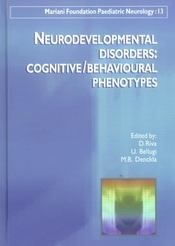 Neurodevelopmental Disorders : Cognitive/ Behavioural Phenotype - Intérieur - Format classique