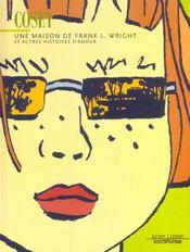 Une maison de frank lloyd wright et autres histoires d'amour - Intérieur - Format classique