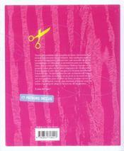 Tout se transforme ! . plus de 40 idees de vetements et accessoires pour vos enfants - 4ème de couverture - Format classique