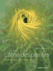 Ame Des Plantes (Version Rose) - Couverture - Format classique