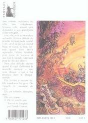 Les annales du disque-monde t.16 ; accros du roc - 4ème de couverture - Format classique
