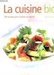 Cuisine Bio (La) - Couverture - Format classique