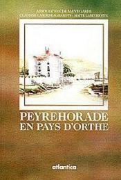 Peyrehorade En Pays Dorthe - Couverture - Format classique