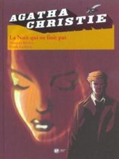 Agatha Christie t.6 ; la nuit qui n'en finit pas - Couverture - Format classique