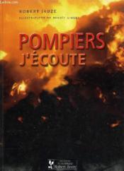 Pompiers J'Ecoute - Couverture - Format classique