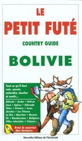 Bolivie ; Le Petit Fute 2000 - Intérieur - Format classique