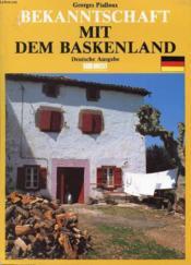 Connaitre le Pays basque - Couverture - Format classique