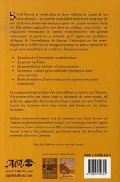 Le livre des prophéties - 4ème de couverture - Format classique