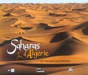 Saharas D'Algerie - Intérieur - Format classique