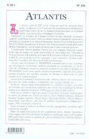 Simples propos sur Paul Le Cour ; l'âme - 4ème de couverture - Format classique