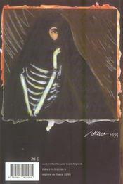 De Goya A Saura, Echos Et Resonnances - 4ème de couverture - Format classique