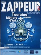 P'Tit Zappeur (Le) N°287 du 25/02/2012 - Couverture - Format classique