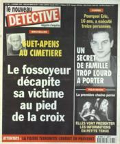 Nouveau Detective (Le) N°681 du 05/10/1995 - Couverture - Format classique
