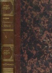 Oeuvres Du Cardinal P. Giraud - Archeveque De Cambrai - Procedees De Se Vie Par M. L'Abbe Capelle - Tome 3 - Couverture - Format classique