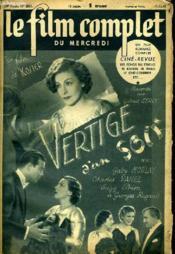 Le Film Complet Du Mercredi N° 2551 - 20e Annee - Vertige D'Un Son - Couverture - Format classique
