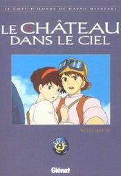 Le Chateau Dans Le Ciel - Tome 02 - Intérieur - Format classique