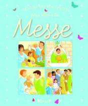 Mon Livre Pour Aller A La Messe - Couverture - Format classique
