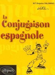 La Conjugaison Espagnole - Intérieur - Format classique