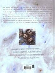 Le sommeil du monstre t.1 - 4ème de couverture - Format classique