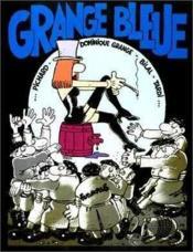 Grange Bleue - Couverture - Format classique