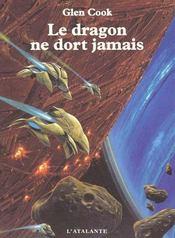 Le Dragon Ne Dort Jamais - Intérieur - Format classique