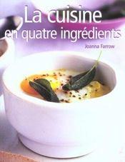 Cuisine En Quatre Ingredients (La) - Intérieur - Format classique